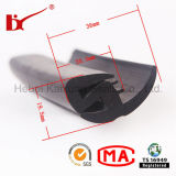 Auto Co-Extruded Door Rubber Edge Trim