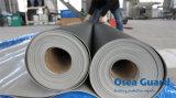 Hoja de impermeabilización del PVC usada como material de construcción