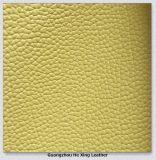 Синтетическая кожа PVC имитационная для софы, мебели, крышки места автомобиля