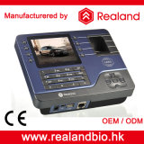 Realand RFID Card e Fingerprint Tempo Attendance con Sdk/Software