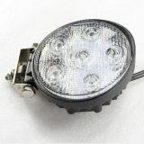 lámpara del trabajo de 60W 12V 24V Pi68 4500 Lm LED para Trcuk