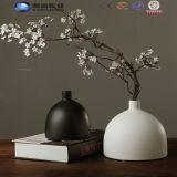 De eenvoudige Ceramische Vaas van de Stijl voor de Decoratie van de Familie