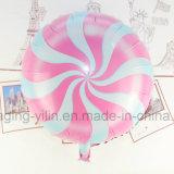 卸し売りキャンデー整形ホイルの気球の装飾党気球