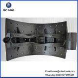 Тележка разделяет тормозную колоду тележки 200 отверстий mm 24