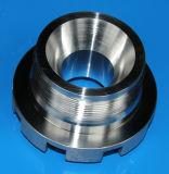 ステンレス鋼の精密鋳造の予備品を機械で造るCNC