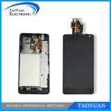 Мобильный телефон LCD для агрегата индикации экрана LG Optimus G E975 LCD