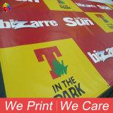 Bandera de encargo de la flexión del PVC del vinilo de la publicidad al aire libre de la impresión