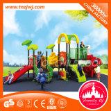 Guangzhou-Kind-im Freienspielplatz-Geräten-Plättchen