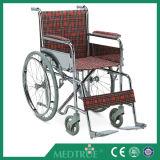 Стул колеса Approved горячего сбывания CE/ISO дешевый медицинский стальной (MT05030002)