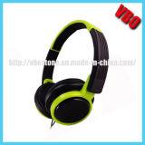Auscultadores colorido brilhante do esporte MP3 barato