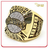 Изготовленный на заказ античной покрынное бронзой кольцо чемпионата серии Супер Боул