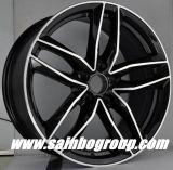 per la replica 17inch-20inch di Audi RS6 l'alluminio i cerchioni