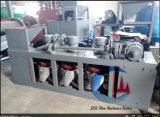 Tipo separador magnético seco com 16000gauss, máquina da correia do disco de 3PCS de limpeza do nióbio do tântalo