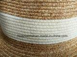 sombreros del safari del estilo del ocio de 90%Paper 10%Polyester