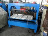 Tipo trapezoidale laminato a freddo rullo d'acciaio delle mattonelle che forma macchina