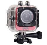 Appareil-photo imperméable à l'eau d'action de Sjcam M10 Novatek 96650 initiaux plein HD