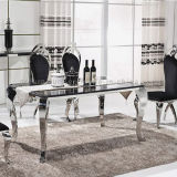 Elegantes Dining Table Set Dining Table mit Marble
