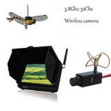 Cámara ocultada sin hilos del CCTV del precio de fábrica 520tvl 32chs mini HD con mini HD DVR para la manía de RC