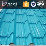 건축재료 직업적인 공장 직접 판매 다채로운 물결 모양 루핑 장