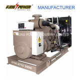 Cummins Engine para o tipo silencioso Genset Diesel com certificado do Ce