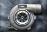 Turbocompresseur pour des pièces de moteur de bus