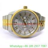 Horloge het van uitstekende kwaliteit van de Legering van het Kwarts met Band 15138 van de Legering