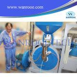 Máquina de pulverización plástica del PVC