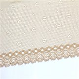 Tela de confeção de malhas do laço do Crochet para o vestuário
