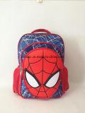 Saco de escola de EVA do homem de aranha, saco de livro da escola, saco dos meninos