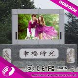 Indicador de diodo emissor de luz de alta resolução ao ar livre do vídeo P5