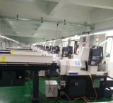 320mm (Ring), 100mm (Klem) Diameter, de Machine van de Draaibank van Shanghai CNC voor Delen Sapre