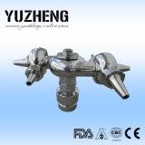 Yuzheng Vaste Schoonmakende die Bal door Ss304 Material wordt gemaakt