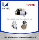 dispositivo d'avviamento di 12V 1.2kw per il motore Lester 17709 36100-23100 della Hyundai