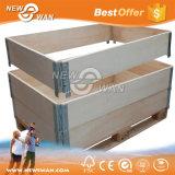 Wasserdichtes hölzernes Verpackungs-Furnierholz für die Herstellung des verpackenkastens