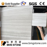 White cinese Serpeggianto Marble Slabs & Cut a Size Tiles