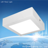 18W Dia225mm 1000lm Brass Surface Mounted Epistar Chip LED Panel Ceiling Light