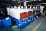 Paquete encogimiento de la máquina que encoge túnel de envolver térmico de embalaje para POF PVC PE Film Sellado con máquina de sellado