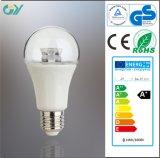 Nueva iluminación salvaje del ángulo LED del estilo A60 10W (CE, RoHS)