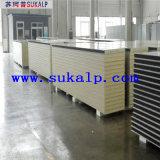 Unterbrochener PU-Zwischenlage-Panel-Produktionszweig