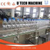 Planta de relleno de botella de agua del embotellamiento del agua plástica de la maquinaria
