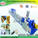 PVC Windows 또는 문 단면도 밀어남 생산 라인