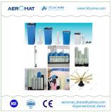 FRP Druckbehälter-Fertigung mit Wasser-Rohrleitung