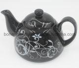 Sf-3315 Samovar turco (nero), caldaia elettrica, iraniano, Samovar russo con la teiera di ceramica
