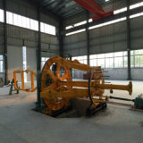 Máquina subterráneo de la fabricación de cables del alambre