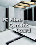Tarjeta esterilizada cemento de la celulosa para la cubierta prefabricada de acero ligera/la casa modular