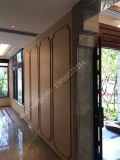 屋内装飾の金属の幅木の床の壁の保護材料のタイルのトリム