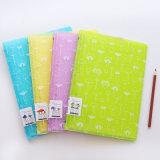 Plastikkamm-Schwergängigkeit-Notizbuch, Tagebuch für Büro und Schule