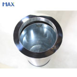 Coperchio dell'oscillazione dell'acciaio inossidabile 14 litri di mini della pattumiera del salone rotondo dei rifiuti scomparto dell'oscillazione
