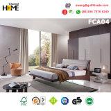 Кровать высокого качества шикарная самомоднейшая деревянная для спальни (FCA03)