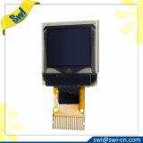 """De dun 0.66 """" OLED Vertoning van uitstekende kwaliteit 64X48 met 20pins"""